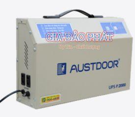 Bình lưu điện Cửa cuốn E2000 Austdoor