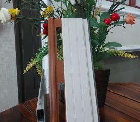 Cửa cuốn nan nhôm Doortech - D70