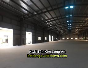 DỰ ÁN KCN TÂN KIM, LONG AN