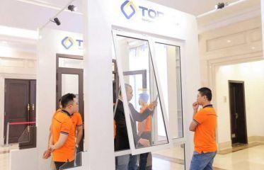 Tại sao khách hàng nên sử dụng Cửa nhôm Topal