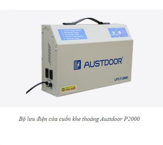 Bình Lưu Điện Austdoor P2000